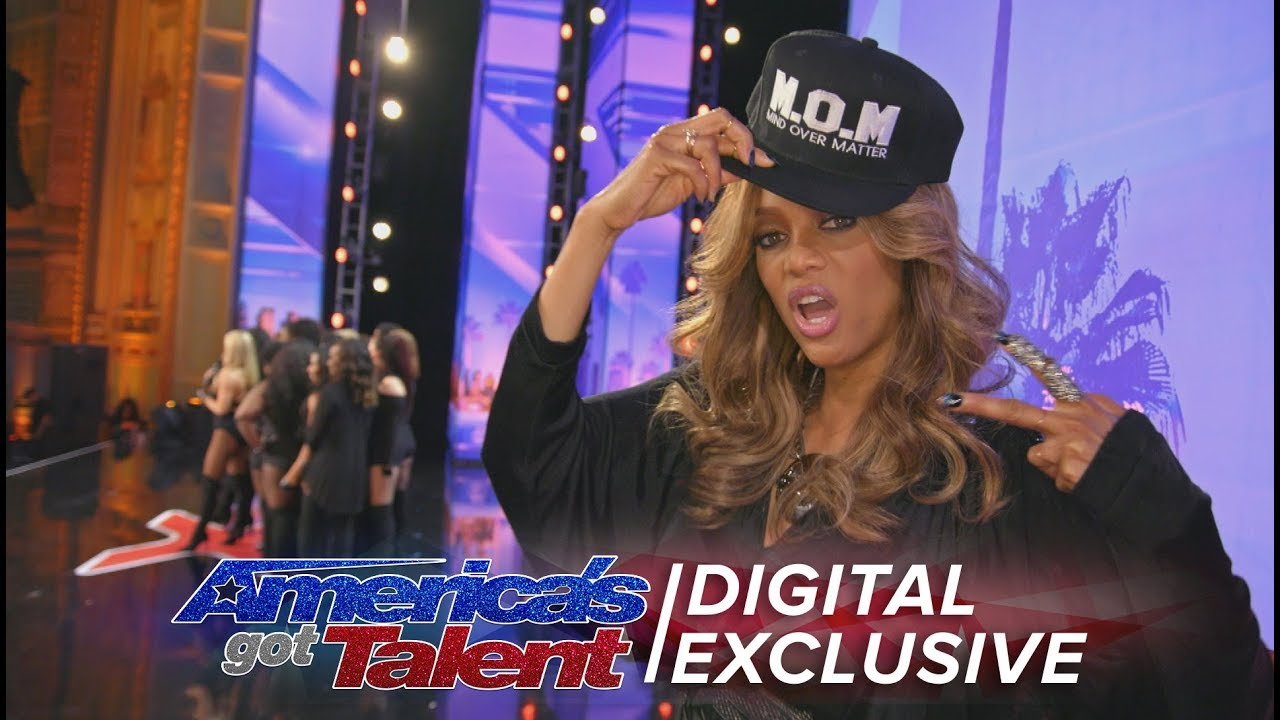 Tyra Banks: Her Crazy and Fiercest Moments – America's Got Talent 2017