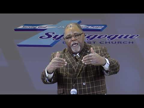Peace In The Midst Of Uncertainty  Rev. Edward Pulliam