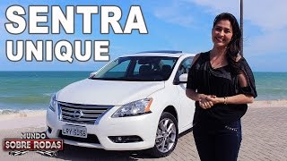 Test Drive Nissan Sentra Unique 2016
