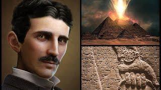 Algo está Pasando en las Pirámides - Nikola Tesla tenía R...