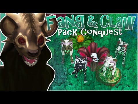 Fun and Games Until Someone Gets Eaten!! 🌿 Niche: Pack Conquest! Extreme Challenge! • #32