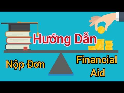How to apply FAFSA/ Hướng dẫn Apply Financial Aid (VietNamese)