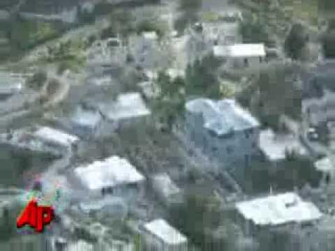 quang canh dong dat o Haiti