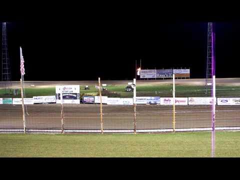 100 0720 2015-09-07 Devils Lake Speedway B Mod Powder Puff