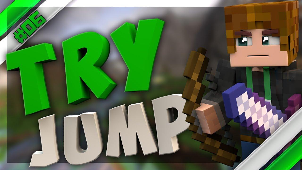 Womit Spiele Ich Minecraft TryJump YouTube - Minecraft tryjump spielen