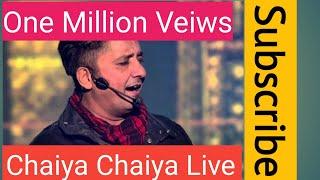 Gambar cover Chaiya Chaiya I Sukhwinder Singh Live I Alive India in Concert 5 I Phoenix Market city