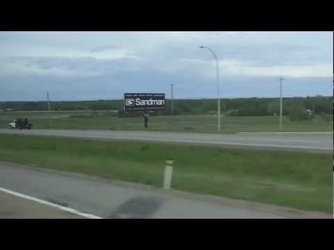 Western Canada bus trip (4): Edmonton-South Edmonton-Calgary 2012-05-31