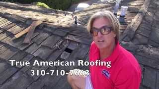 How to Install a cedar wood Shake Roof  Palos Verdes Estates Roofing Contractors