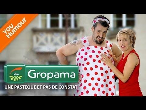CLAP DE RIRES - Pastèque de Gropama