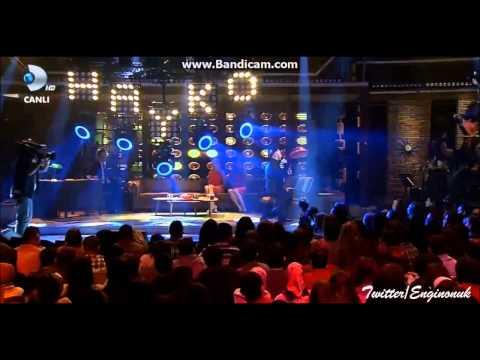 Hayko Cepkin - Fırtınam   Beyaz Show (13.02.15)