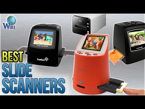 9 Best Slide Scanners 2018