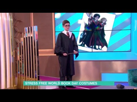How To Make A Harry Potter Costume | This Morning