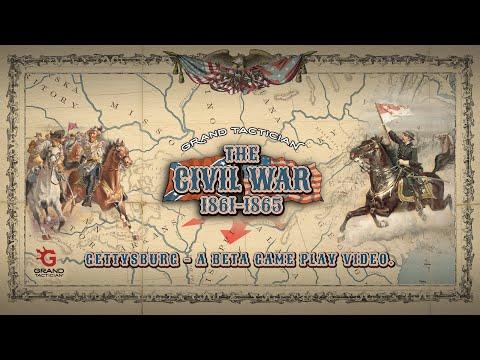 Beta Battle Game Play: Gettysburg