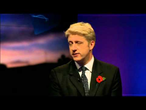 Jo Johnson forgets his lines as he gets schooled by James O'Brien on Newsnight
