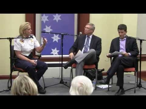 All Politics is Local: Cathy Lanier, DC's Chief of Police