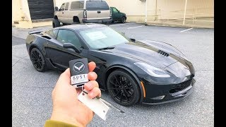 WHY I BOUGHT A 2019 Grand Sport!!! + ALREADY WRAPPING IT...
