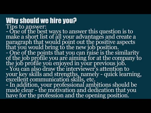 human resource assistant interview questions and answers