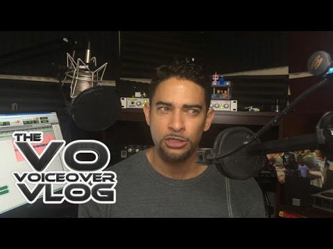 VO VLOG#6 // Improve your voice over reads...