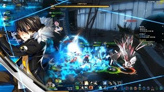 Closers Online Party Gameplay Boss Rush 60FPS