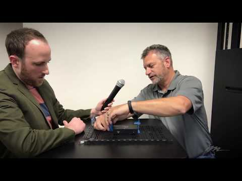Epi 4: How To Mount Small AV Equipment - Between Two Racks