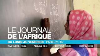 Le journal de l' Afrique sur France 24