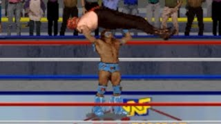 WWF In Your House (PS1) Playthrough - NintendoComplete