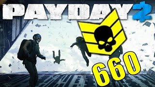 Crime Spree 660 Birth of Sky (Payday 2)
