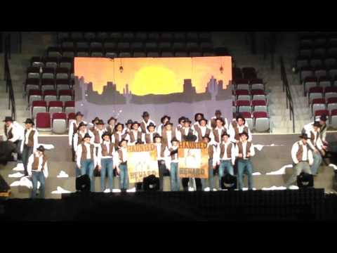 2016 ACU Senior Class Sing Song Haunted: Dead or A