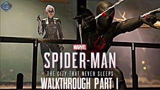 Spider-Man PS4 - Black Cat DLC Part 1!