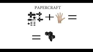 PaperCraft иссушитель.