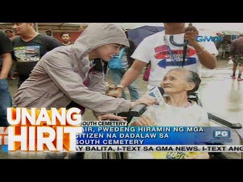Unang Hirit: UH Serbisyong Totoo Booth sa Manila South Cemetery