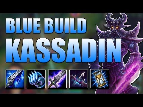 BLUE BUILD KASSADIN MID - League of Legends
