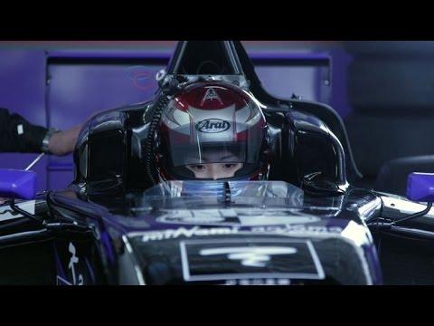 Motor racing: Japanese female speedster gunning for F1