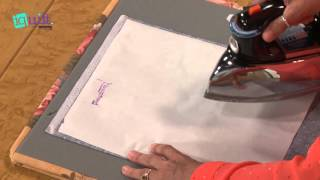 Leanne Anderson - Make Your Own Pressing Sheet
