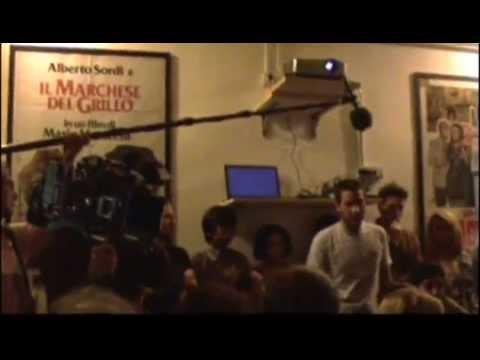 """Inaugurazione """"Piccolo Cinema America"""" Roma Trastevere"""
