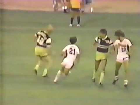 Chicago Sting vs San Jose Earthquakes - North American Soccer League 1984 Matchday 15