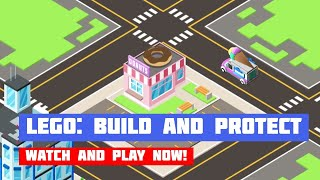 LEGO City Adventures: Build and Protect · Game · Gameplay