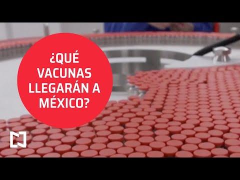 Entrevista I ¿Cuándo llegarán las vacunas contra covid-19 a México? y ¿Cuáles serán?; SRE -Despierta