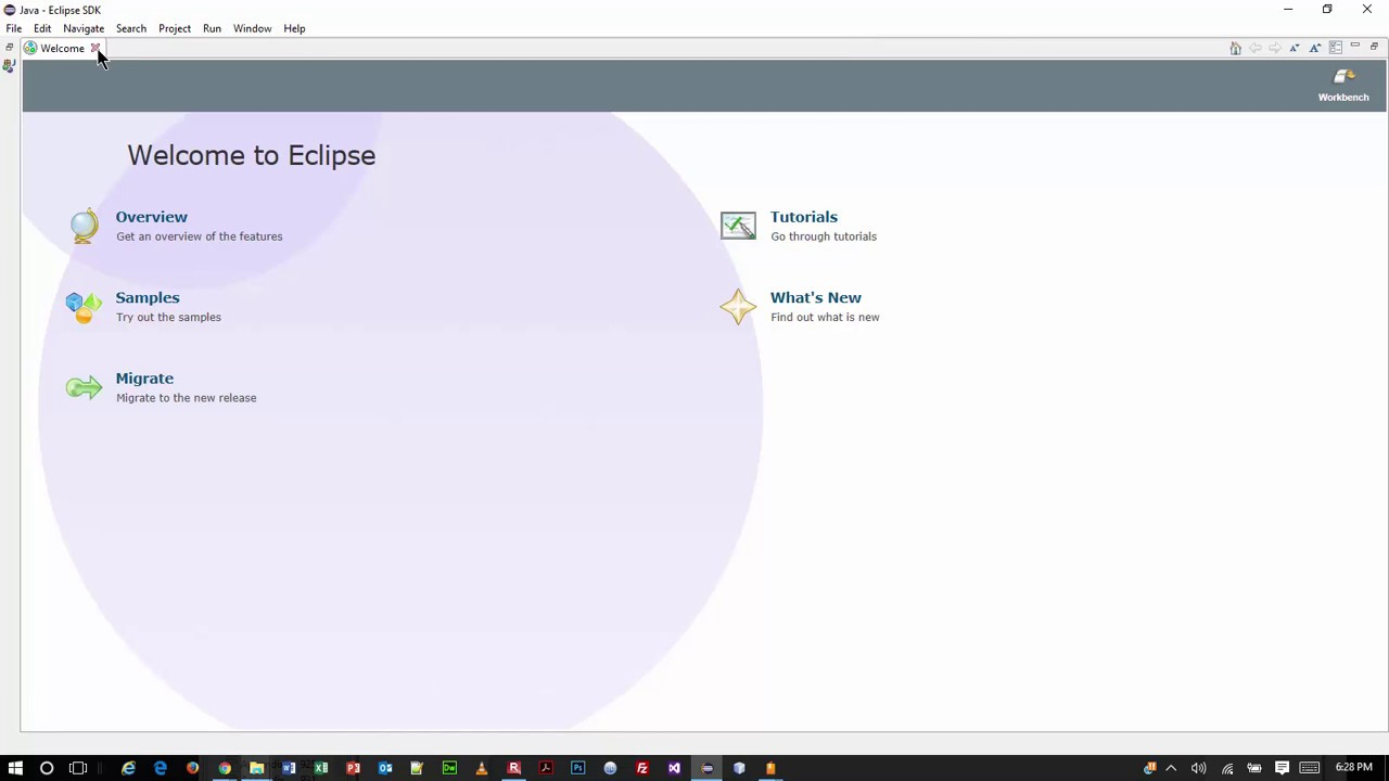 Java programming 1 utilizing the eclipse ide to write java code java programming 1 utilizing the eclipse ide to write java code baditri Image collections