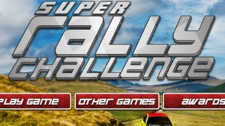 Super Rally Challenge Level1-8 Walkthrough