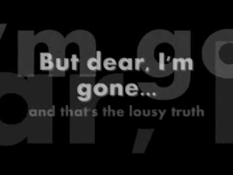 Lousy Truth - Never Shout Never (On Screen Lyrics)