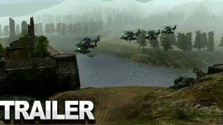End of Nations - Shadow Revolution Trailer