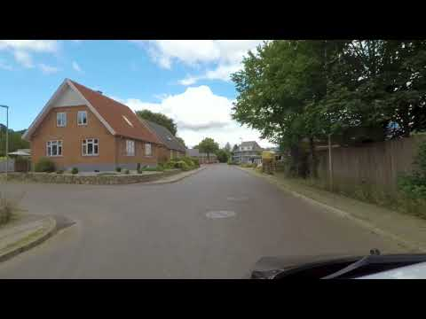 #2 - Countryside Backroads, Marguerite Route | Driving in Denmark