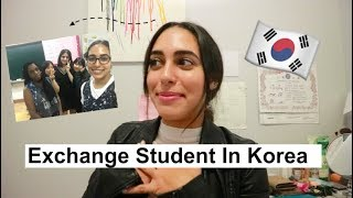 High school exchange student in KOREA (My experience)