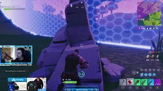 Shroud 18 Kill Game In Fortnite Battle Royale