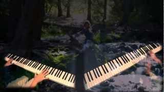 Zelda Medley (Lindsey Stirling Piano Duet)