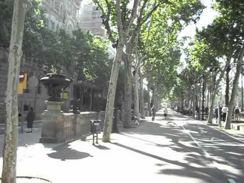 Барселона - город модернизма