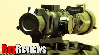 What is the Best DMR Scope Under $400? - PA 1-6x24FFP ACSS RAPTOR ~ Rex Reviews