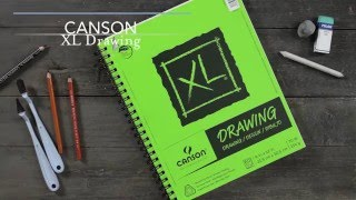 Canson XL Drawing