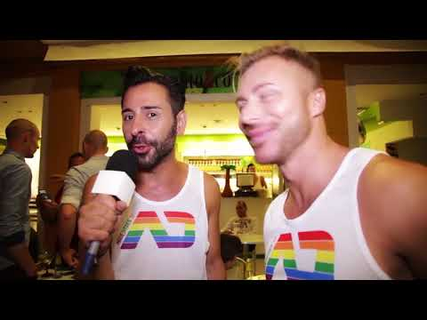 Gay Night Life In Sitges